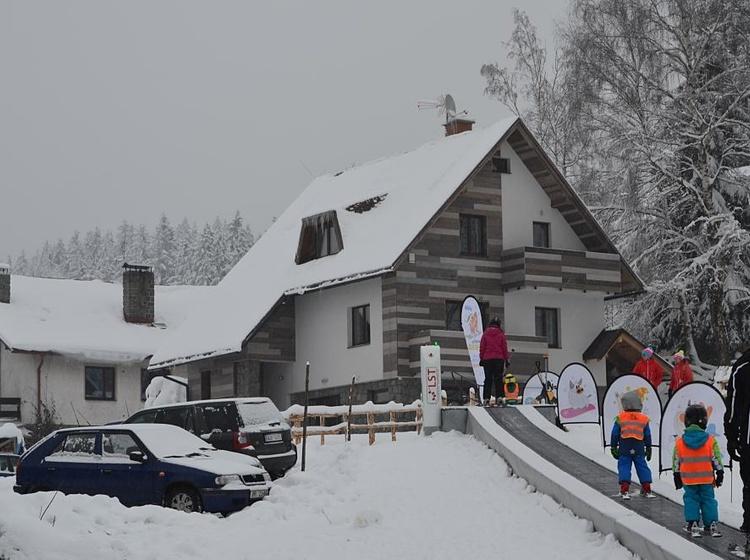 Apartmány Benecko Ski-in & Ski-out Aparment | direct on the skislope, children ski-school 2