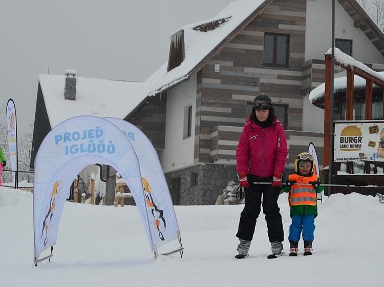Apartmány Benecko Ski-in & Ski-out Apartments, direct on the ski slope Benecko 2