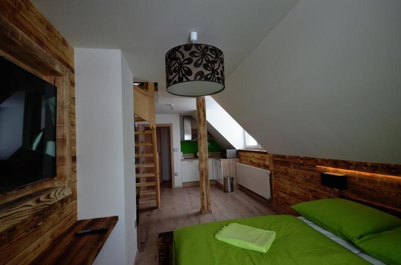 Apartmány Benecko 2