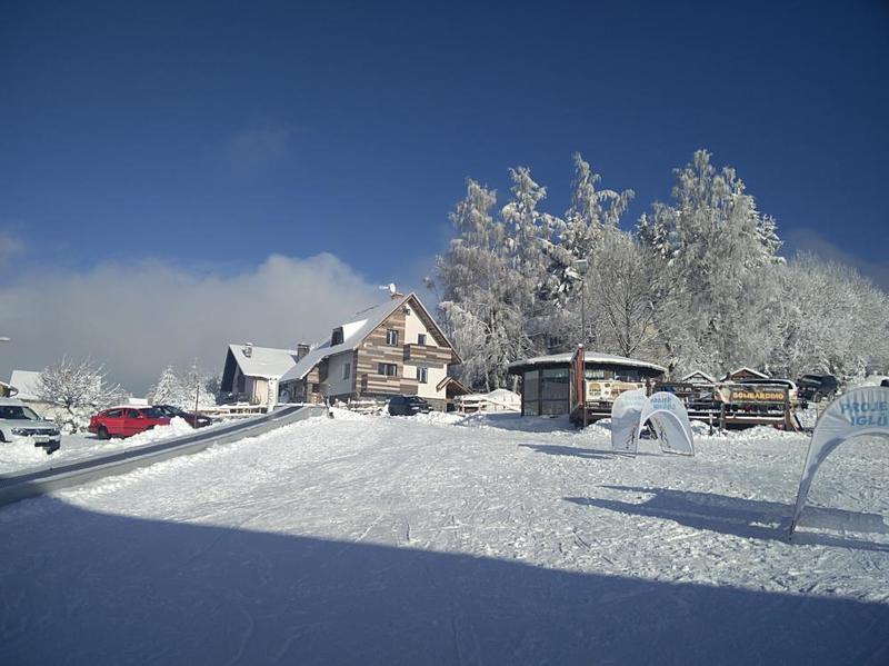 Zimní dovolená Apartmány Benecko****