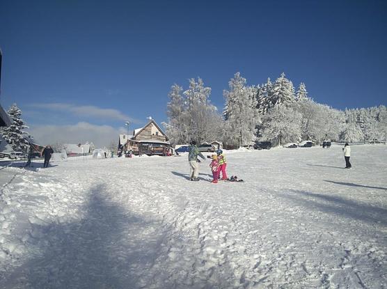 Apartmány Benecko New Year´s stay in Apartments Benecko**** Krkonose, ski-in & ski-out