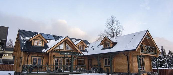 Villa Buky Tatranská Lomnica