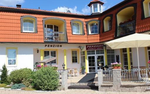 Víkendový relax ve Františkových Lázních-Penzion Hortenzie 1140913823