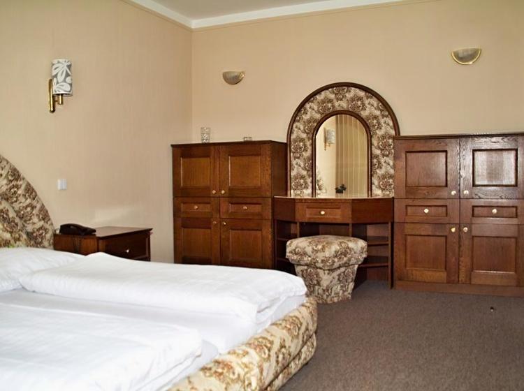 Apartmá č. 29 ložnice
