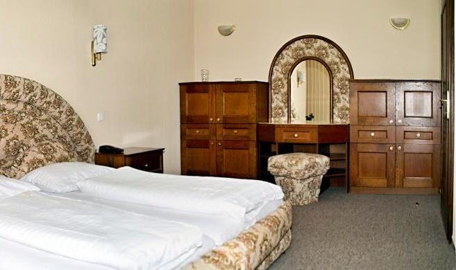Ložnice apartmá č. 29