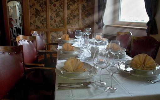 HOTEL RADNICE restaurace