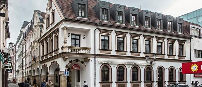 HOTEL RADNICE-Liberec-pobyt-Rodinný pobyt v Hotelu Radnice