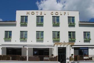 Poděbrady-Hotel Golfi