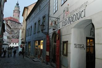 Penzion Pod Radnicí Český Krumlov
