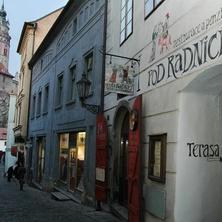 Penzion Pod Radnicí - Český Krumlov