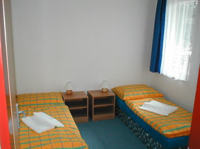 Dvoulůžková ložnice (apartmán)