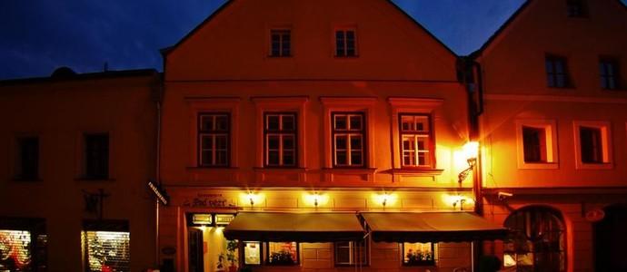 Penzion U Lucerny Jindřichův Hradec