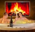 Romantika ve dvou se vstupem do Wine&SPA na 2 noci