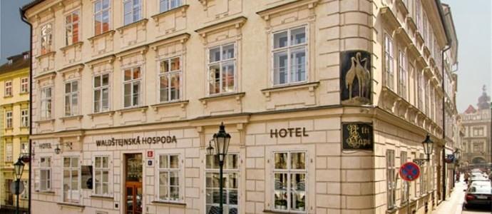 Hotel Three Storks Praha
