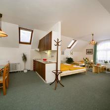 Hotel - apartmány - pension Albis