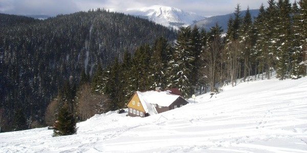 Chalupa Pultarka Pec pod Sněžkou 1121479222