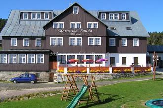 Moravská bouda Špindlerův Mlýn