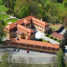 Hotel Zámek Štiřín Kamenice