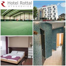 Hotel Rottal-Otrokovice-pobyt-Balíček sport