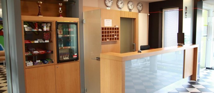 Hotel OTAVARENA Písek 1136942449