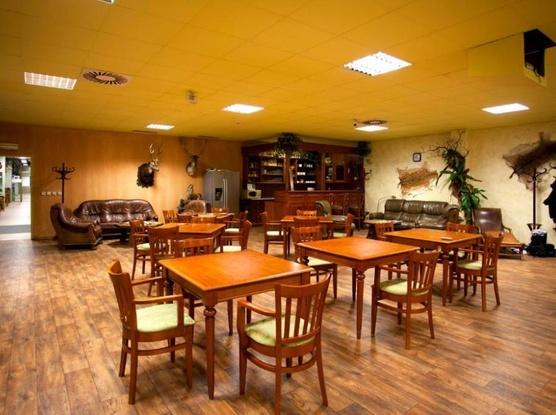 Hotel ARENA Liberec prostor střelnice
