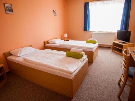 Hotel ARENA Liberec Dvoulůžkový pokoj