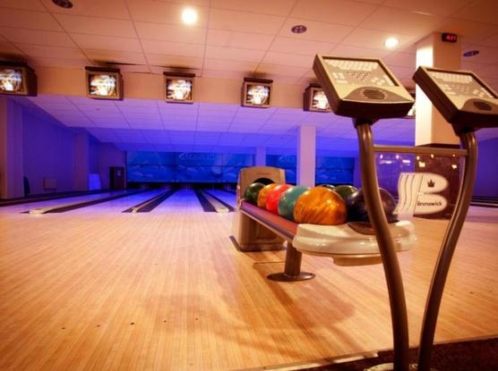 Hotel ARENA Liberec bowling