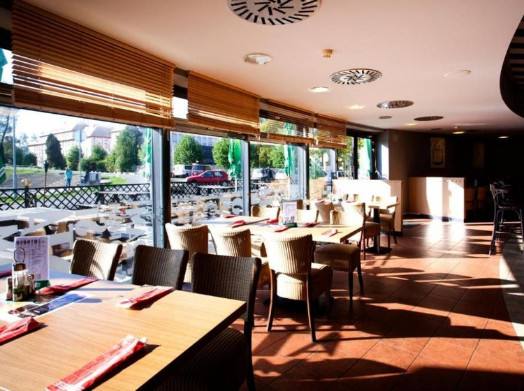 Hotel ARENA Liberec restaurace STADION 2