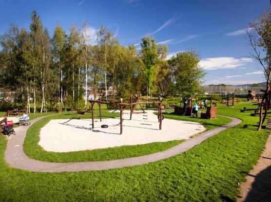 Hotel ARENA Liberec dětské hřiště