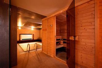 Praha-pobyt-Wellness s privátním bazénem a saunou