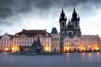 Praha-pobyt-Týdenní relax
