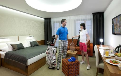 Hotel Vitality Dvoulůžkový pokoj
