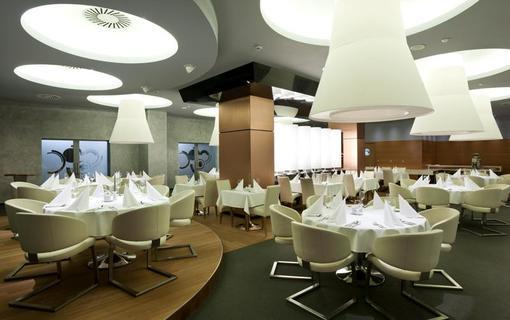 Hotel Vitality Restaurace Moderna