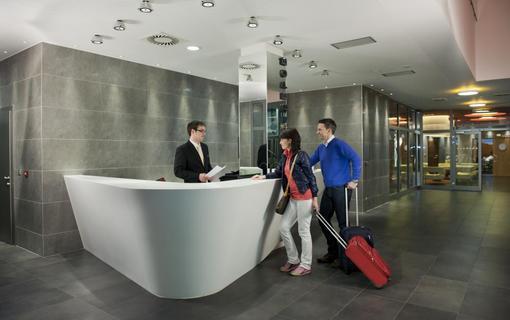 Hotel Vitality Recepce hotelu Vitality