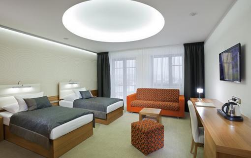 Hotel Vitality Dvoulůžkový pokoj standard