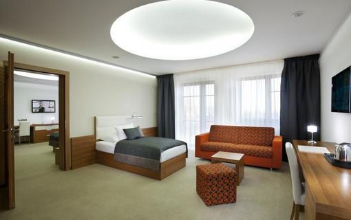 Hotel Vitality Bezbariérový pokoj