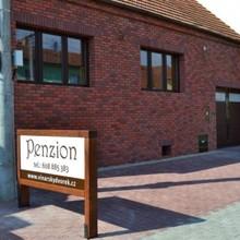 penzion Vinařský dvorek Velké Němčice