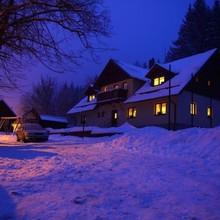 Horská chata U Sněhuláka Železná Ruda