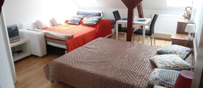 Suite OHRADA Praha