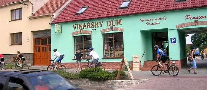 Vinařský dům Kopeček Dubňany