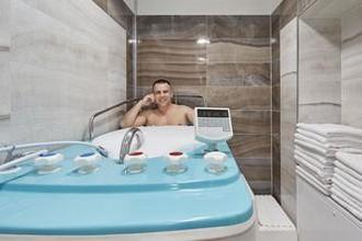 Prodloužený pobyt Aroma relax-Park Spa Hotel Sirius