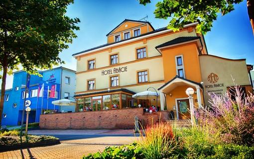 Romantický wellness pobyt-Hotel Abácie Wellness 1143692723