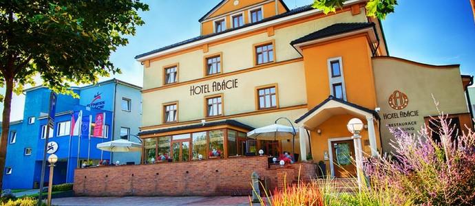 Hotel Abácie Wellness Valašské Meziříčí