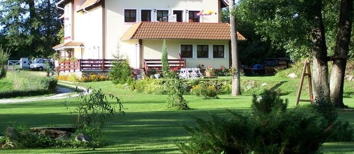 Penzion Apartmány VALA Stráž nad Nežárkou