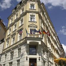 Exteriér hotelu