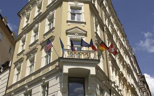 Relaxační balíček, 7 nocí-Spa Hotel Schlosspark 1156710873