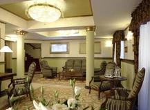 Spa Hotel Schlosspark Lobby bar
