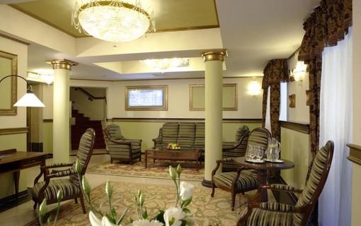 Relaxační balíček, 7 nocí-Spa Hotel Schlosspark 1156710877
