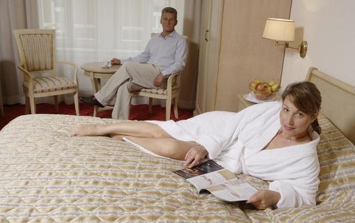Spa Hotel Schlosspark Pokoj kategorie Comfort