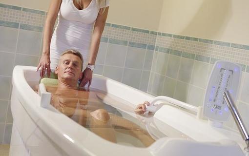 Spa Hotel Schlosspark Léčebné koupele